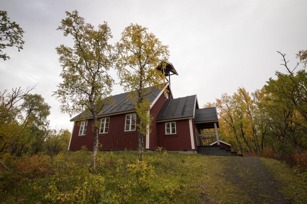 Holzkirche von Tornehamn