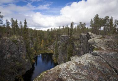 Gimgoults Canyon