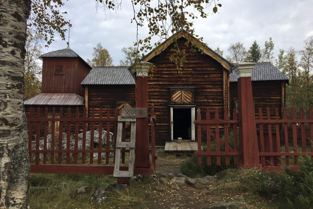 Wildniskirche Finnland