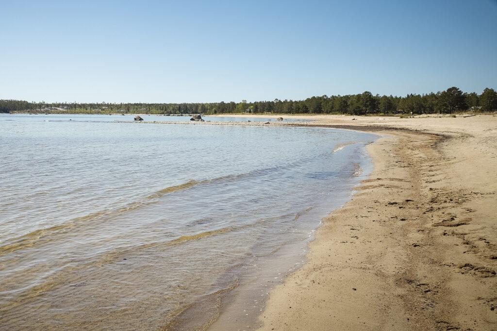 Strand Sörfjärden