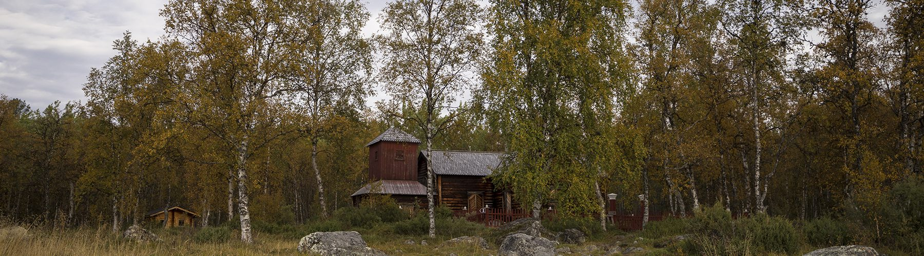 Kirche Pielpajärvi