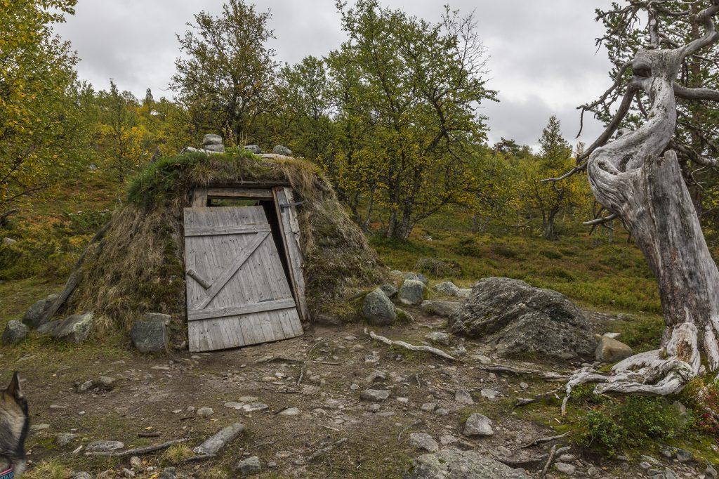 Alte Unterkunft