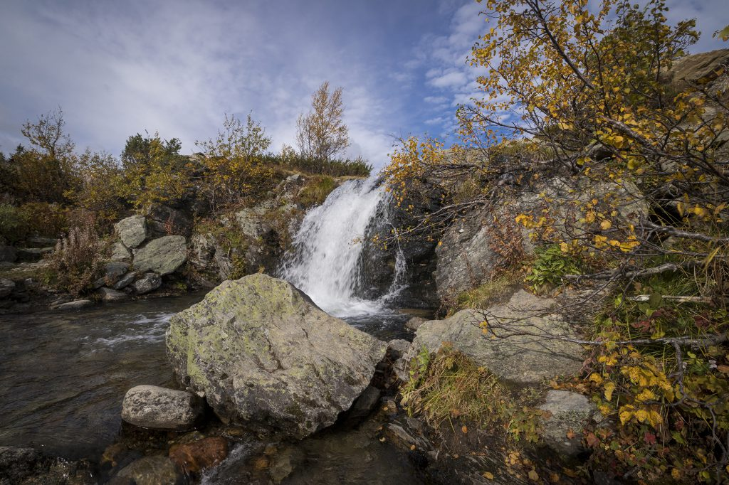 Wasserfall Silverfallet