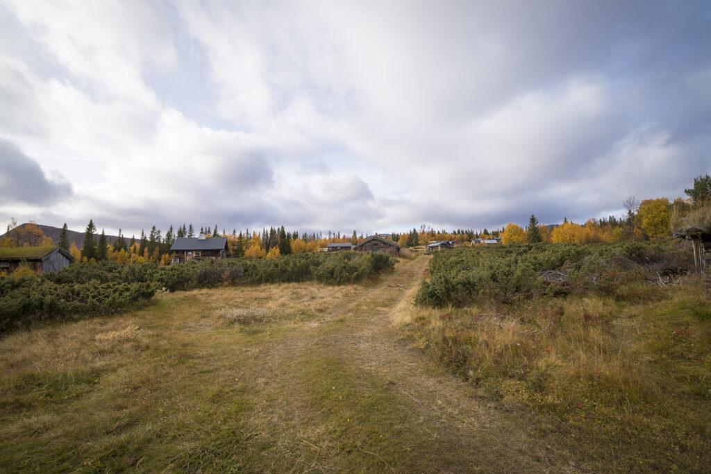 Häusersiedlung Nordsätern
